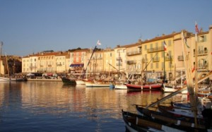 St Tropez's Vieux Port
