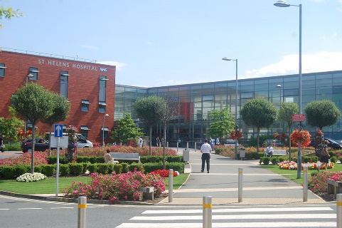 At http://www.hospitalsconsultants.uk/category/britains-top-hospitals/ you'll find information on great hospitals like St Helen's Hospital, pictured above