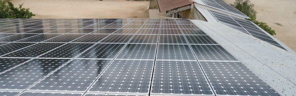 Clean Progress est en première ligne pour le nettoyage des fermes photovoltaïques