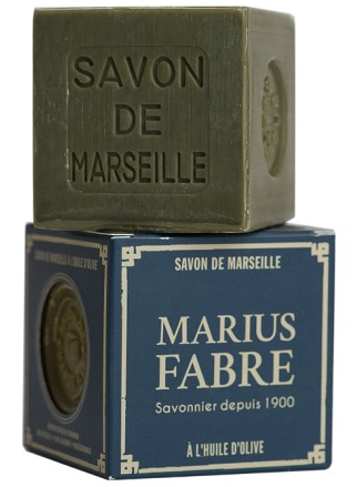 Composition du savon de Marseille